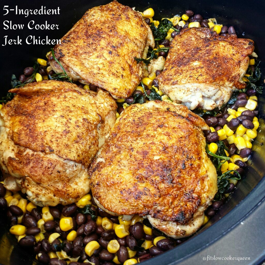 how to cook jerk chicken in the oven